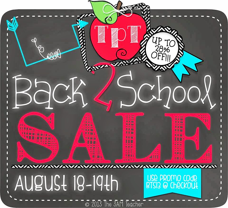 Classroom Decor For Sale ~ Special teacher for kids back to school sale and