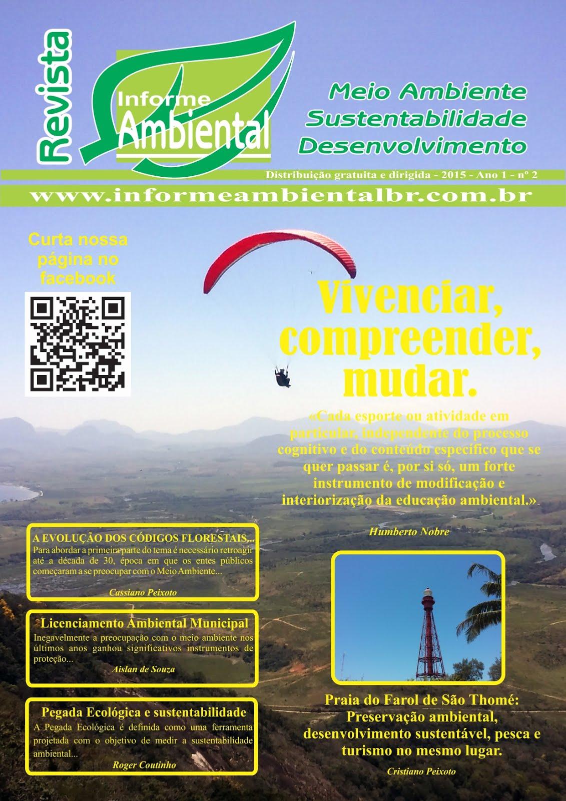 Revista Informe Ambiental - 2