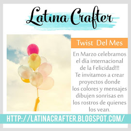 """Twist Mes de Marzo 2017 """"Felicidad"""""""