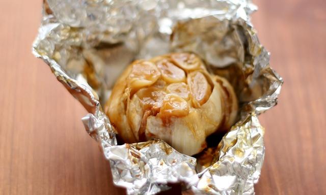 how to roast garlic recipe