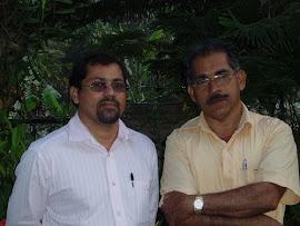 sam kurakar & Prof. John Kurakar