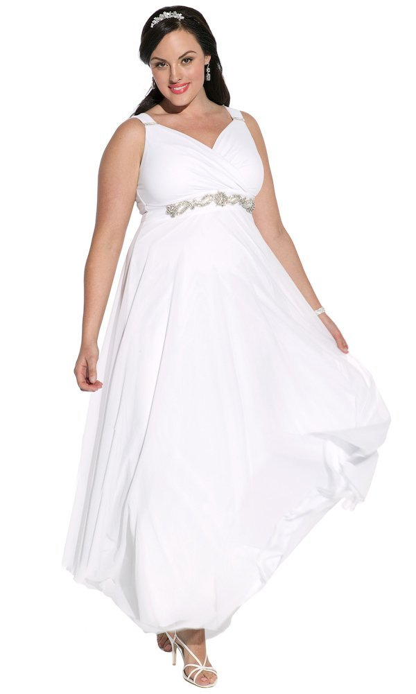 Fashion For The Curvy Girl: IGIGI Wedding Dresses
