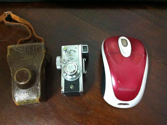 Relíquia: Câmera espiã