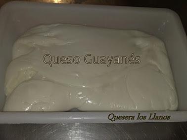 Queso Guayanés