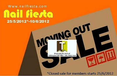 Nail Fiesta Moving Out Online Sale