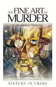 Now Available for Pre-Order:                         THE FINE ART OF MURDER