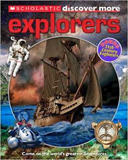Scholastic Discover More: Explorers