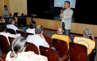 Serviço Geológico do Estado inicia Carta Geotécnica de Aptidão Urbana em Teresópolis