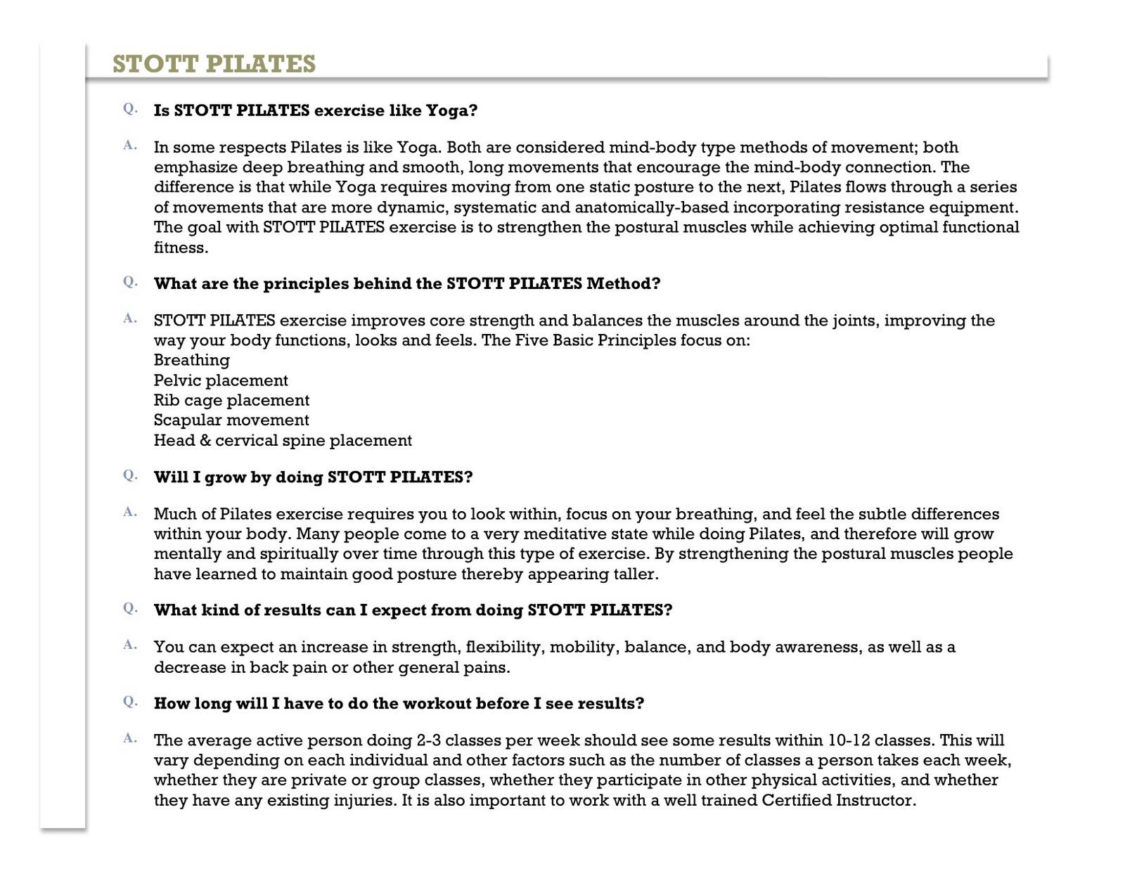 Wellness Coaching Pilateswellness