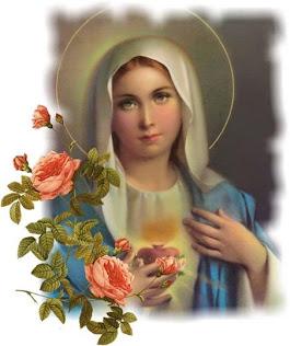 Maria mãe de Jesus e de todos nós