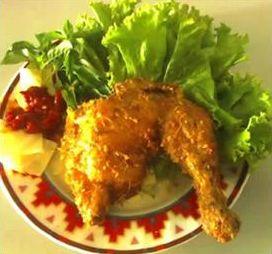 resep ayam goreng kalasan lezat