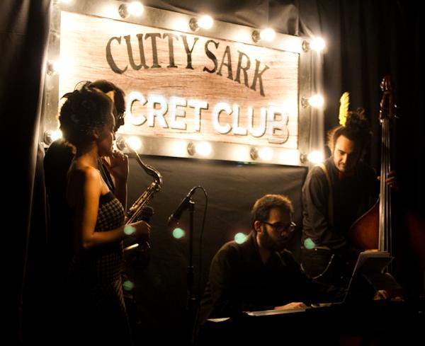 grupo secret club cutty sark
