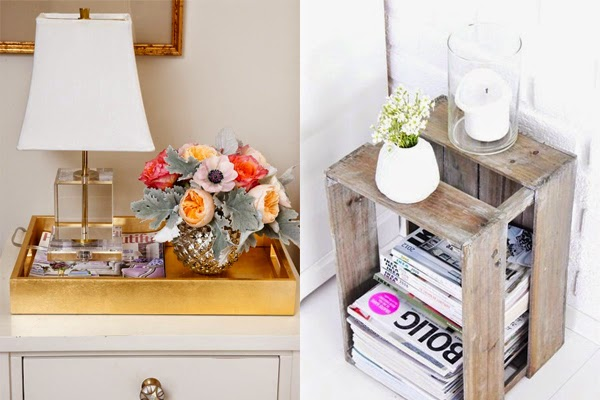 home, bedside table, patio, balcony, makeover, quick fixes, lights, decor, lifestyle, fashion blogger, DE, berlin, shabby chic, furniture, coffee table styling, flowers, shelves, diy