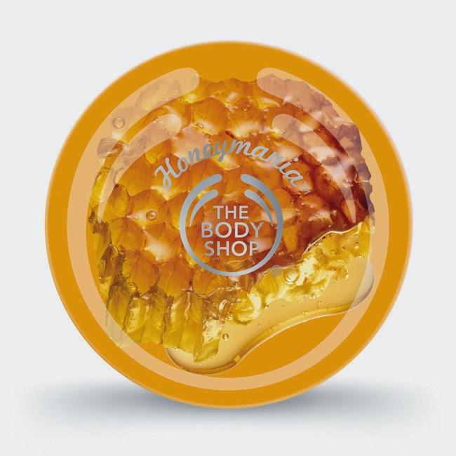 Body Shop Honeymania Body Butter