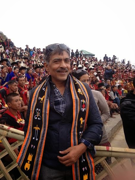 Prakash Jha graces the cultural programme of Hornbill Festival 2014