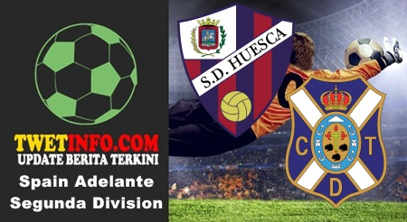 Prediksi Jitu Huesca vs Tenerife 05-09-2015