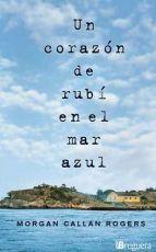 Novela Un corazón de rubí en el mar azul. Morgan Calla