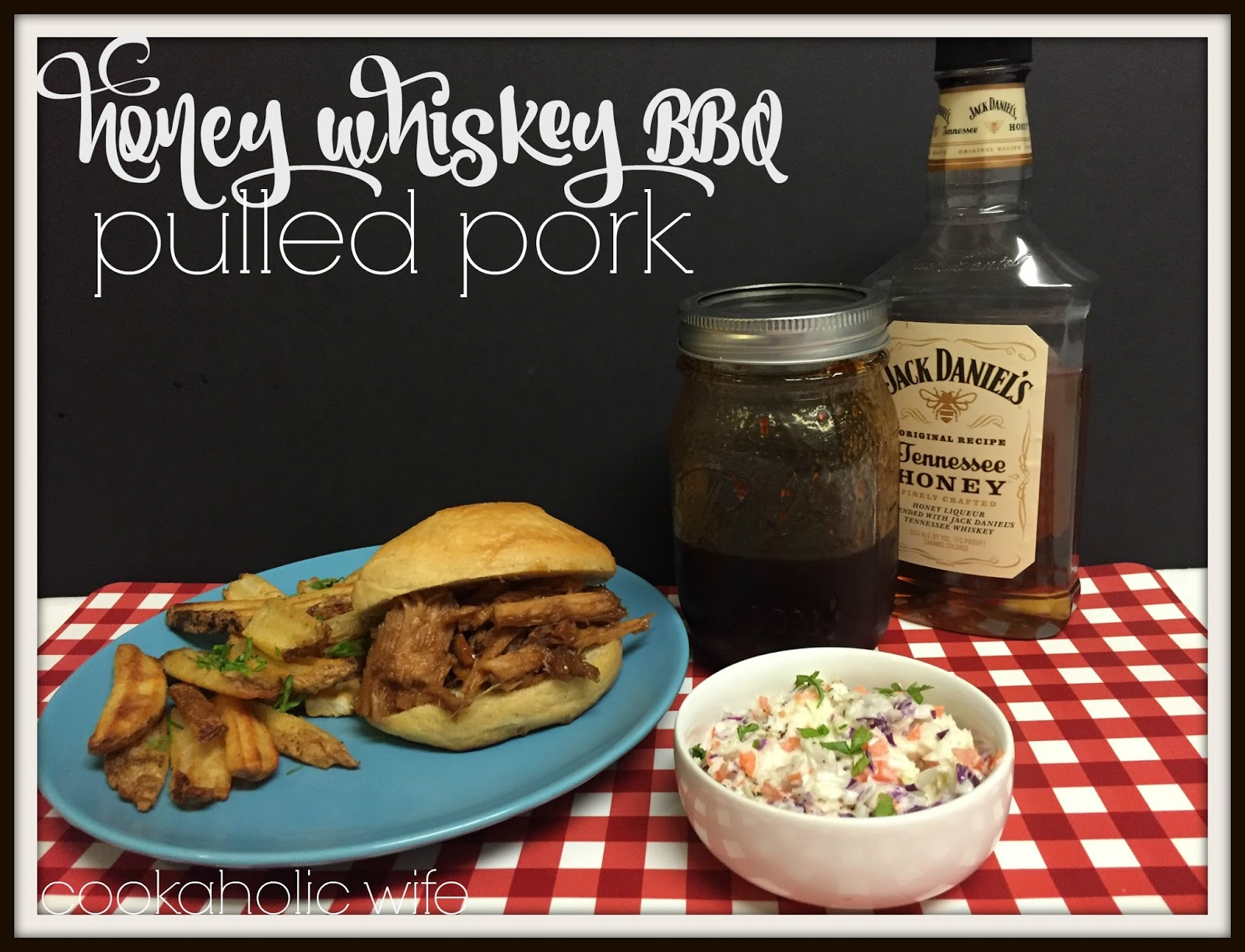 Cookaholic wife slow cooker jack daniels honey whiskey bbq sauce wednesday january 13 2016 forumfinder Images