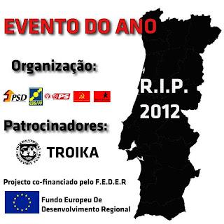 troika arruinar portugal