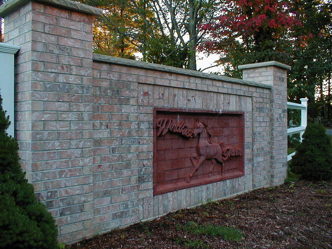 A r corporation face bricks clay for Face brick homes