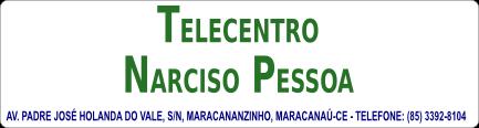 TELECENTRO NARCISO PESSOA DE ARAÚJO
