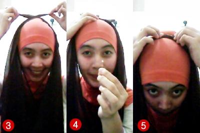 "Love is the best medicine: #5 TUTORIAL HIJAB AYU ""HIJAB POCI"""