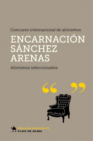 CONCURSO INTERNACIONAL DE AFORISMOS
