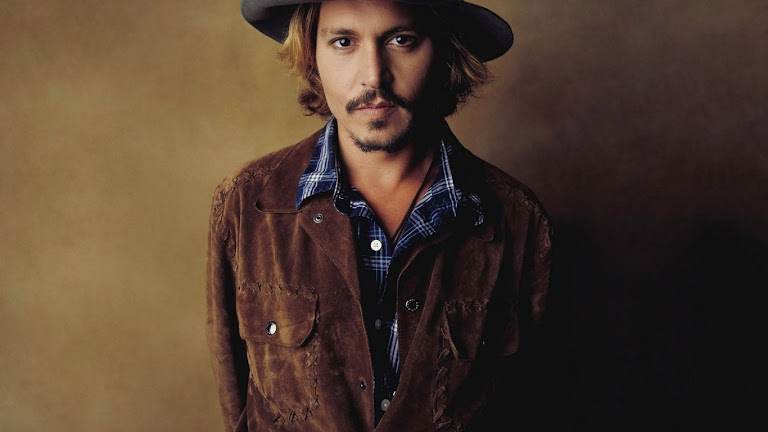 Johnny Depp HD Wallpaper 4