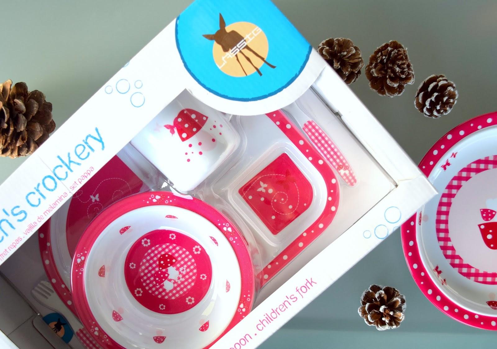 Geschenktipps für Babies: Kindergeschirr