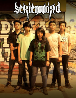 Serienmord Band Deathcore Surabaya Foto Logo Cover Artwork Wallpaper