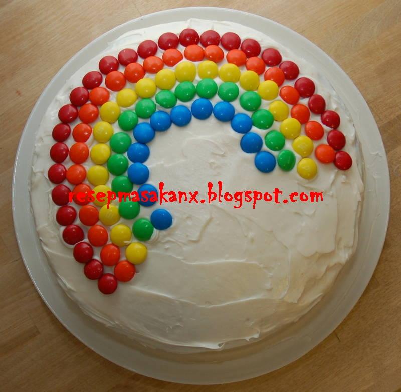 Resep Rainbow Cake Buku Resep Masakan