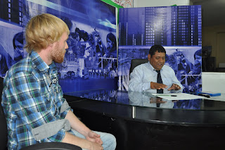 Entrevista en Cable MAS