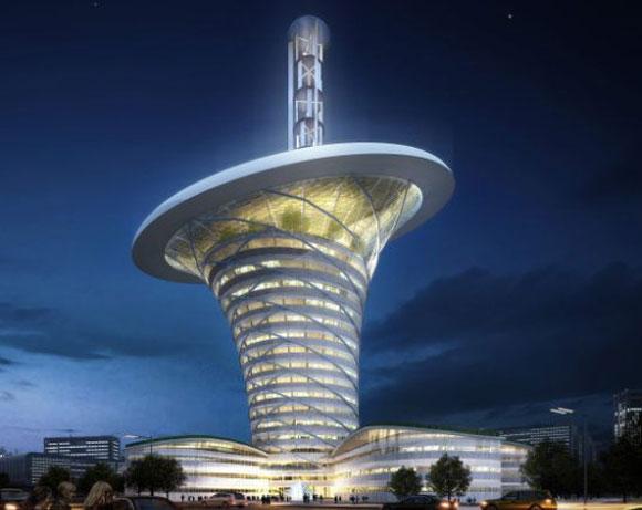 يقع هذا المركز في مدينة وُهان الصينية