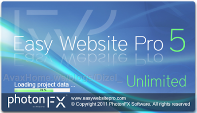 Easy Website Pro 5.0.23 Unlimited Edition