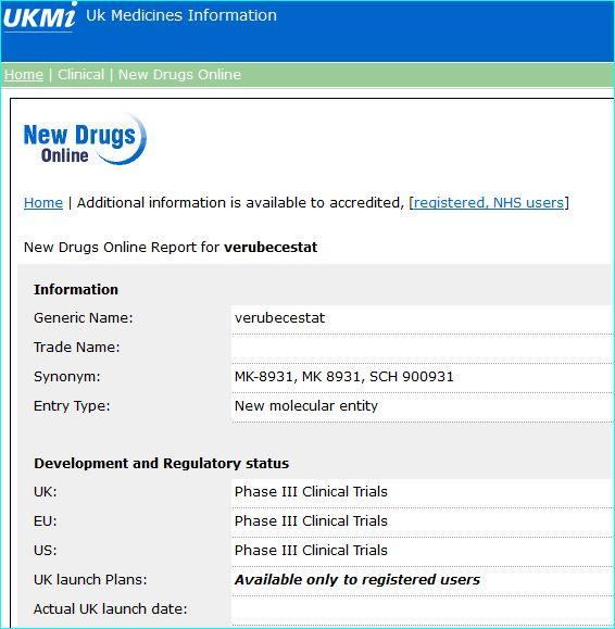 Bio Chem: MK-8931 vs verubecestat
