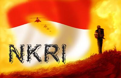 Tindakan Terhadap Pihak-Pihak Tertentu yang Ingin Menghancurkan Negara Kesatuan Republik Indonesia (NKRI)
