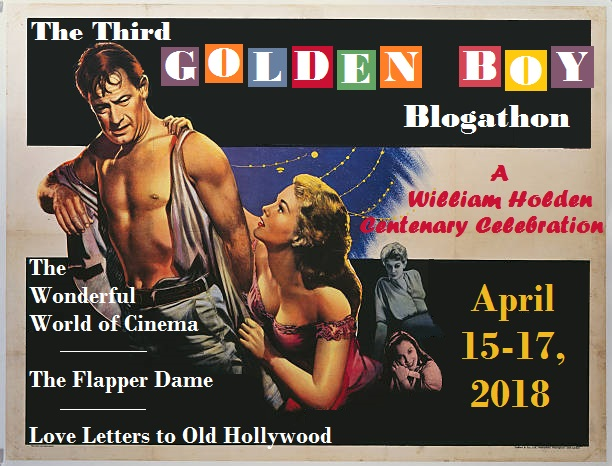 William Holden Blogathon