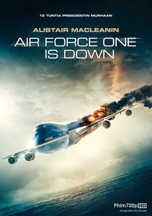 Air Force One Is Down 2014 poster