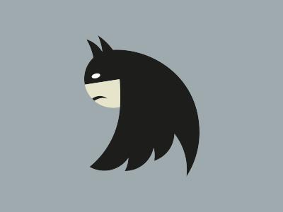Logo do Twitter transformado no Batman