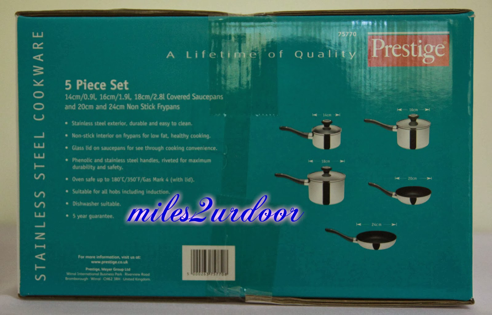 Miles2urdoor update all 3 sets are now sold out for Harga kitchen set stainless steel
