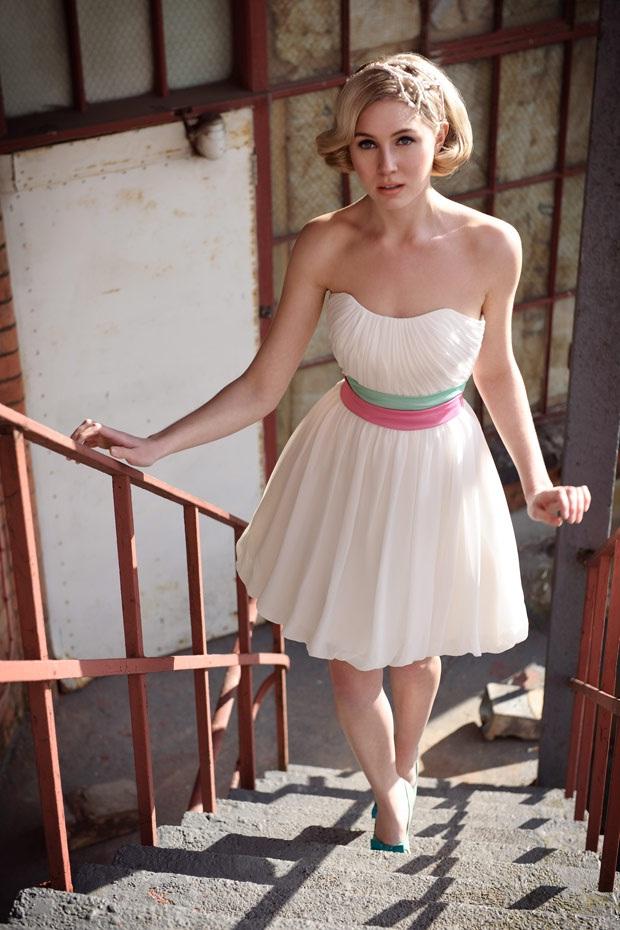 Tobi Hannah 2013 Bridal Collection