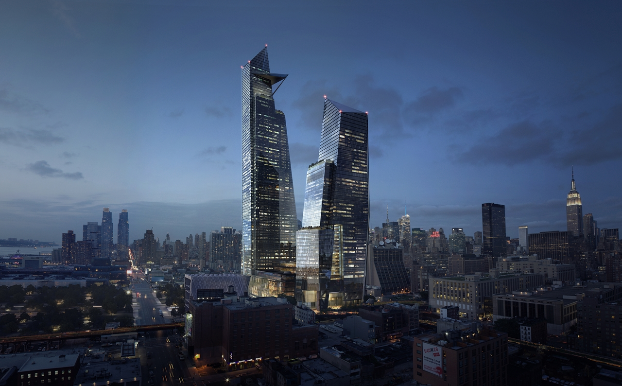 Hudson Yards New Neighborhood For West Manhattan New