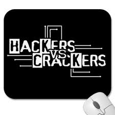 hacker and cracker