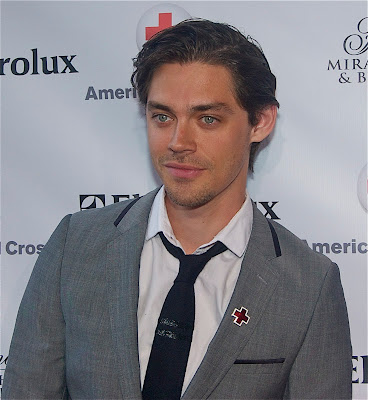 Tom Payne of HBO's Luck