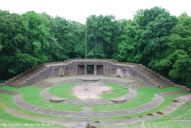 Thingstätte, Heidelberg, Nazi Amphitheater