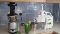 Double Auger Juicer