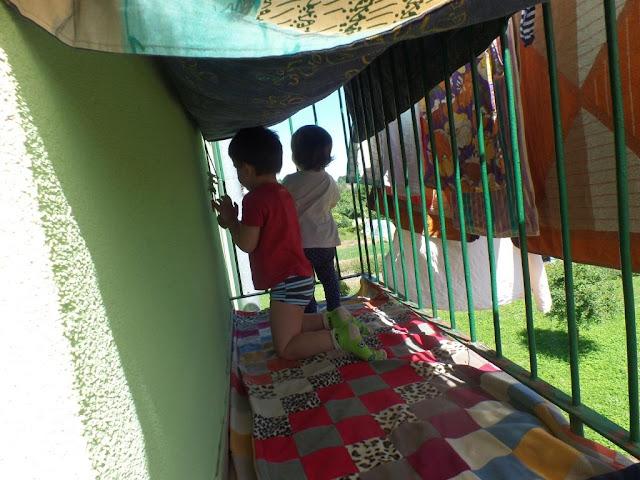 namiot, tippi, kryjówka