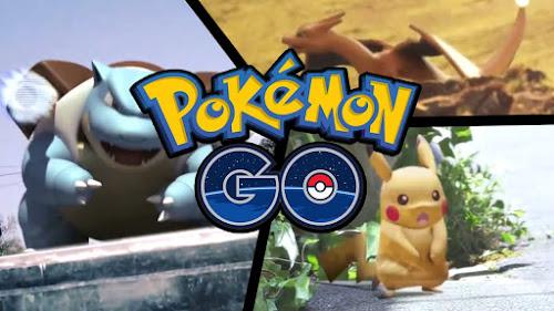 Pokémon Go liberado para iPhone e Android