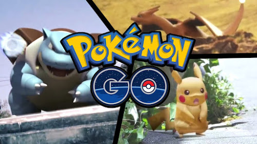 Pokémon Go liberado para iPhone e Android