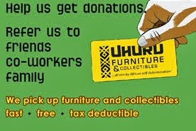 Refer donations to us